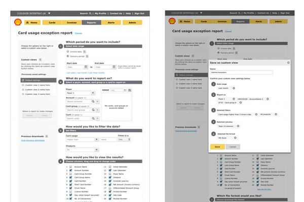 B2B service design